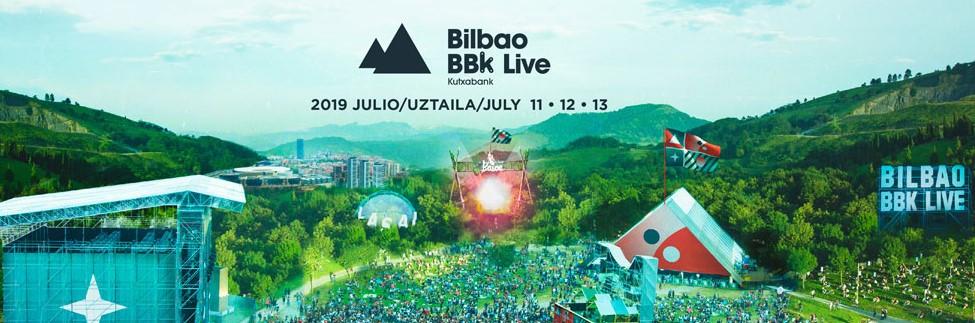 4. BBK Live em Bilbao