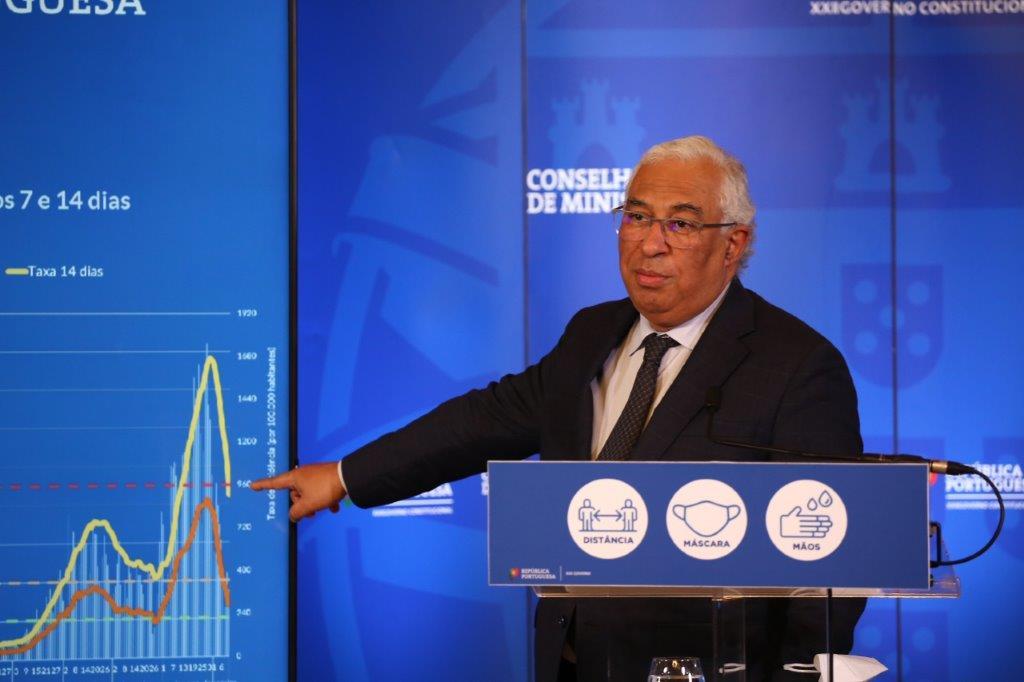 Primeiro-ministro, António Costa / Foto: João Bica em https://www.portugal.gov.pt/