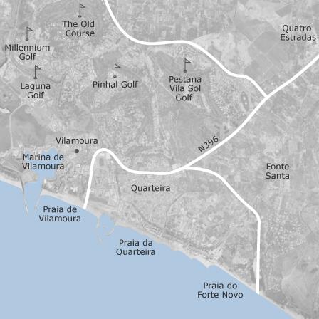 Mapa De Quarteira Faro Casas A Venda Idealista