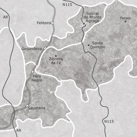 mapa de sobral de monte agraço Mapa de Sobral de Monte Agraço, Lisboa: casas à venda — idealista mapa de sobral de monte agraço