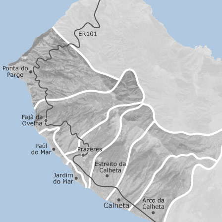 calheta mapa Map of Calheta (Madeira), Madeira (Ilha): homes for sale — idealista calheta mapa
