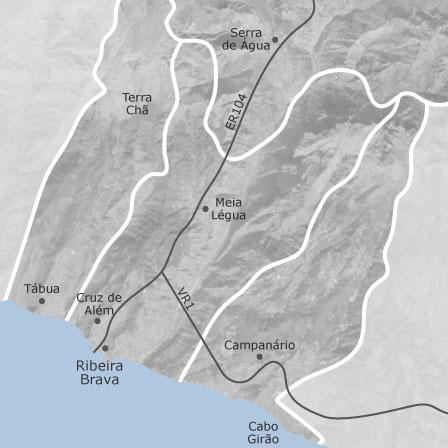 mapa da ribeira brava Mapa de Ribeira Brava, Madeira (Ilha): lojas ou armazéns à venda  mapa da ribeira brava
